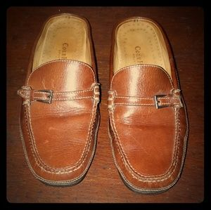Cole Haan Country Women's leather size 8 b loafers